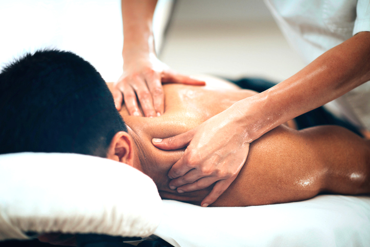 How Does Deep Tissue Massage Differ From A Standard Massage?